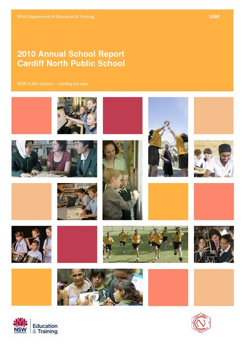 Annual School Report 2010