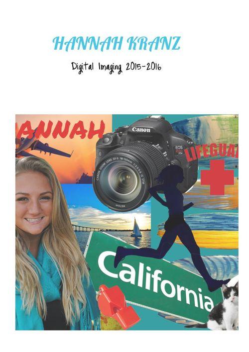 Hannah Kranz Digital Imaging