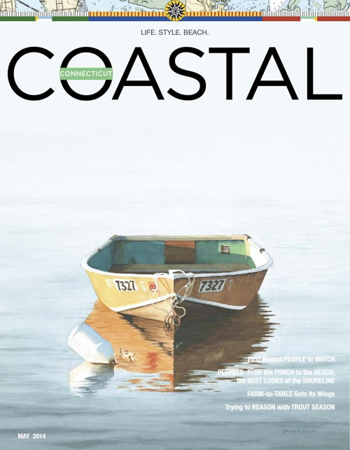 Spring 2014 Coastal CT Magazine