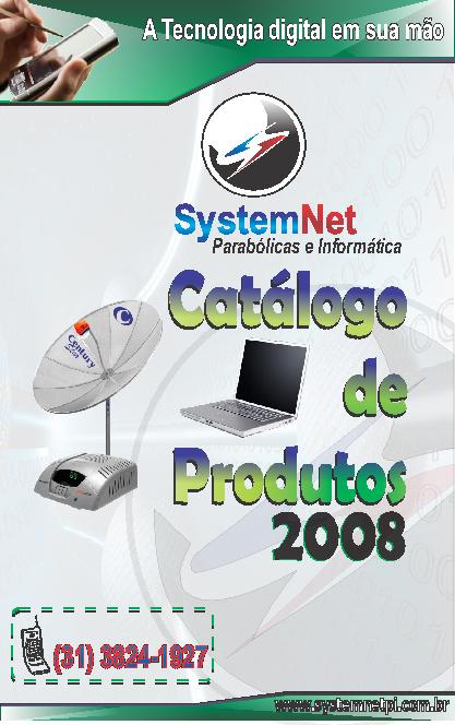 Catalogo SystemNet 2008
