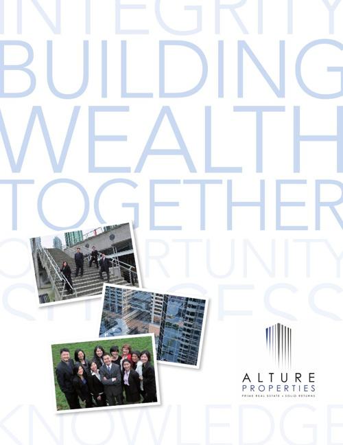 Alture Properties Capabilities Brochure