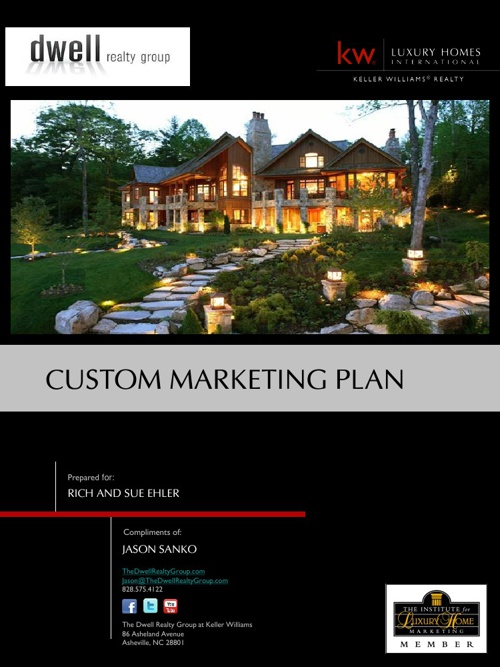 Dwell Marketing Consultation for Rich and Sue (Unadjusted)