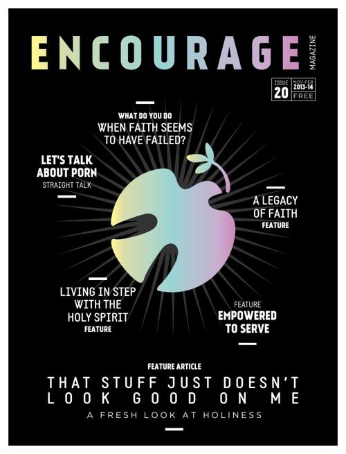 Encourage Magazine Issue 20