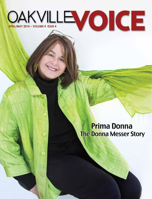 Oakville Voice April/May 2014