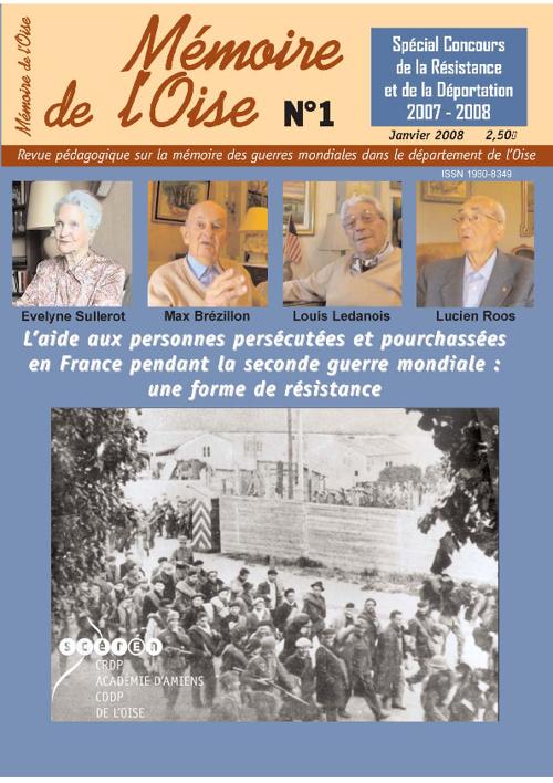 Mémoire de l'Oise N°1