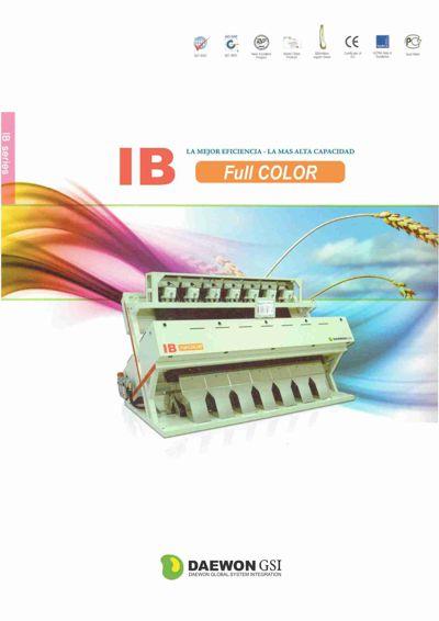 Folleto IB Full Color