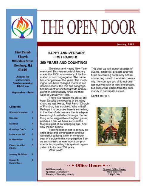 First Parish Church UU