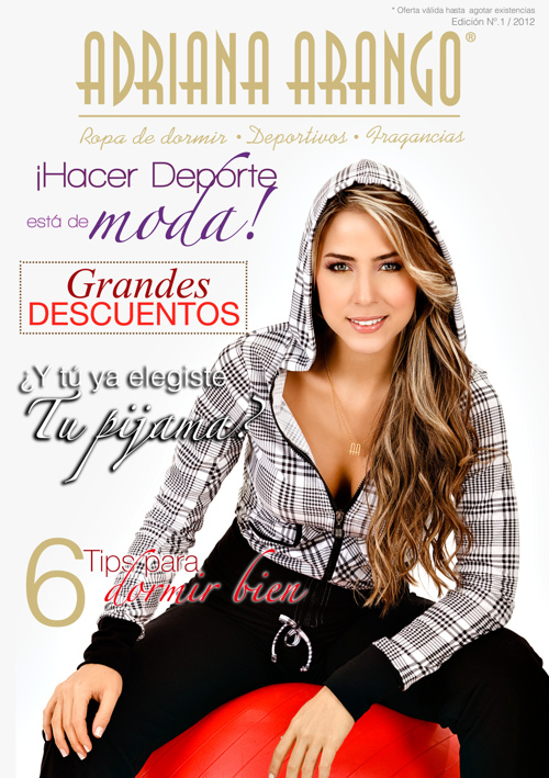 REVISTA OUTLET ADRIANA ARANGO 1-2012