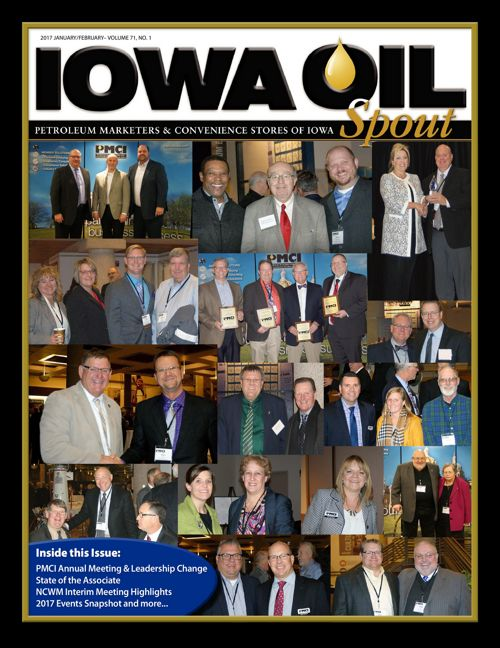 2017 Iowa Oil Spout - January/February