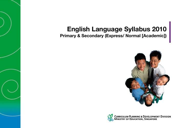 English syllbus