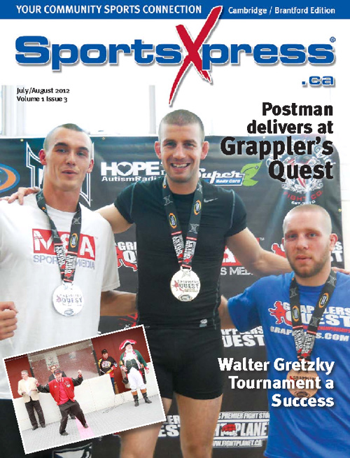 SportsXpress Magazine July issue