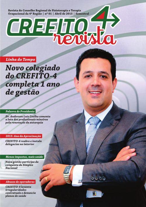 REVISTA CREFITO-4 | EDIÇÃO ABRIL 2014