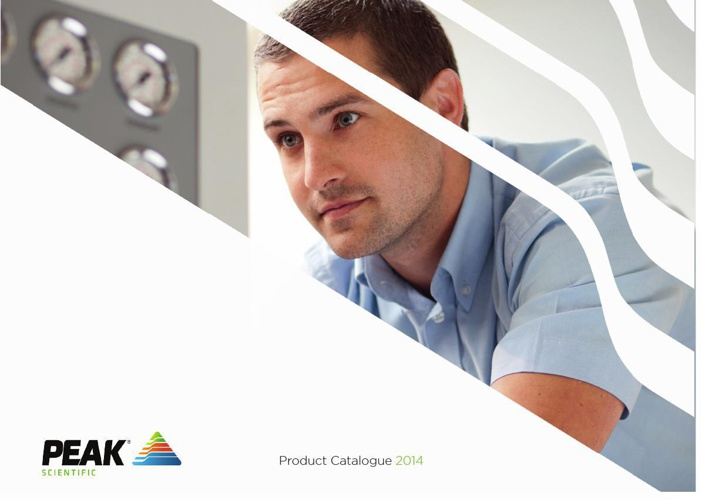 Peak Product Catalogue 2014 UK
