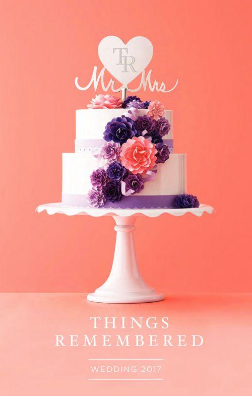 Things Remember 2017 Wedding Catalog