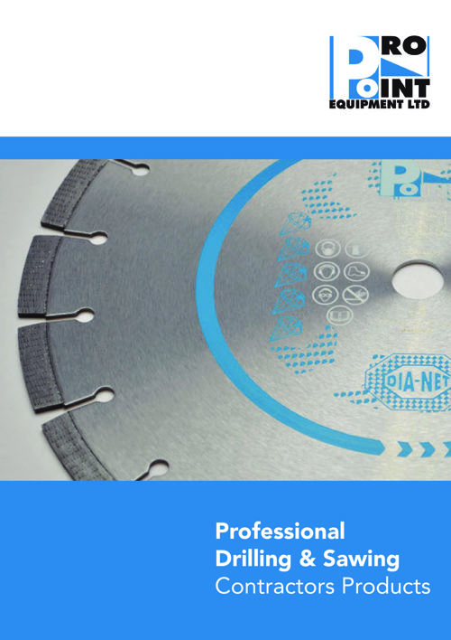 Diamond Contractors Products Brochure