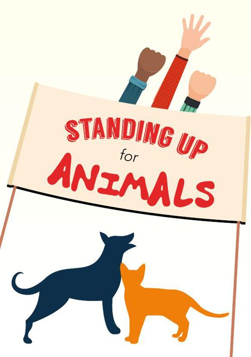 Standing Up for Animals