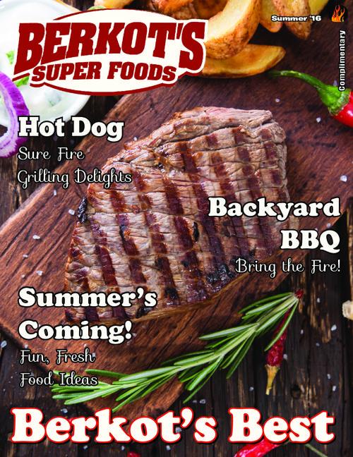 Berkot's Summer Magazine