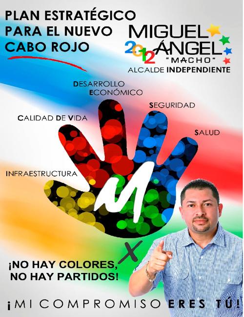Plataforma Miguel Angel Martínez 2012