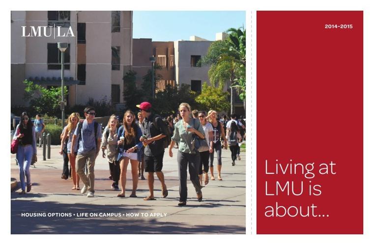 LMU • Housing Options