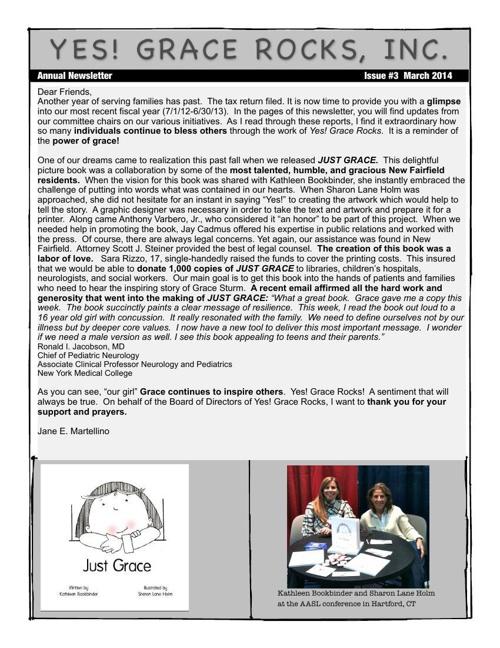 FY Final 2012-2013 YGR newsletter