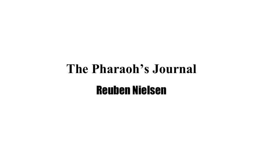 Reuben Rehan Nielsen's Egypt Flipbook (3)