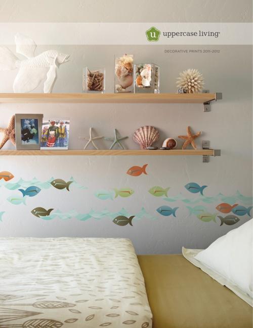 Decorative prints 2011–2012 Brochure