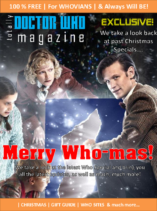 Totally Doctor Who Magazine Issue # 2