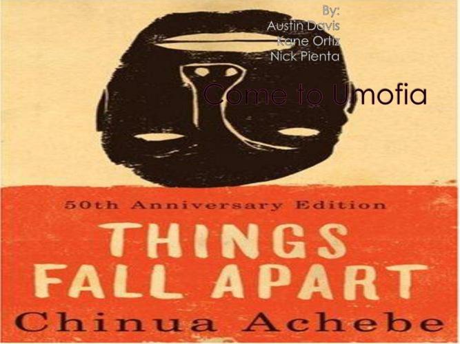 Come to Umofia by Austin Davis, Nick Pienta, and Kane Castillo