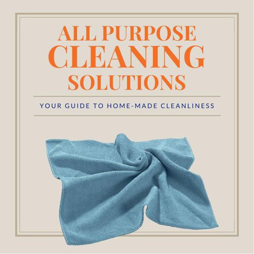 All Purpose Cleaning Solutions