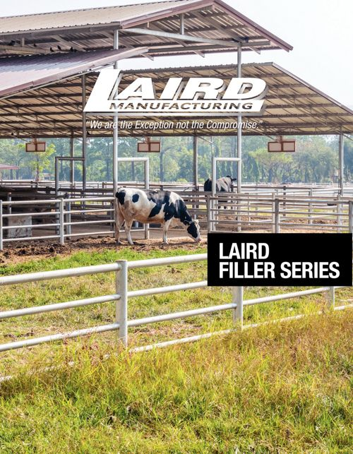 Laird Freestall Fillers