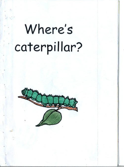 Caterpillar 02 -einzeln-