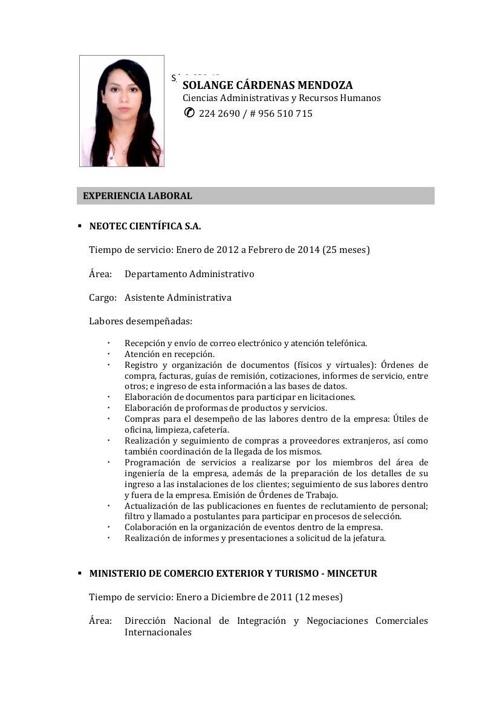 Copy of CV - SOLANGE CÁRDENAS MENDOZA