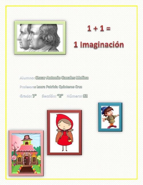 1+1 =1 Imaginación de 2