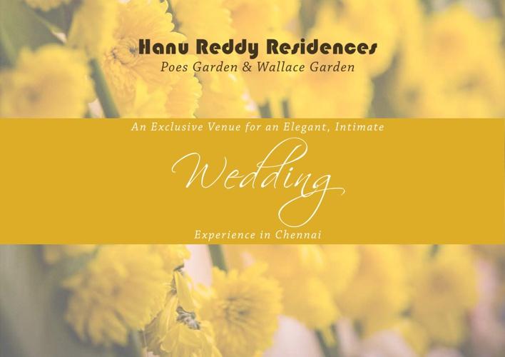 HRR Wedding e-Brochure