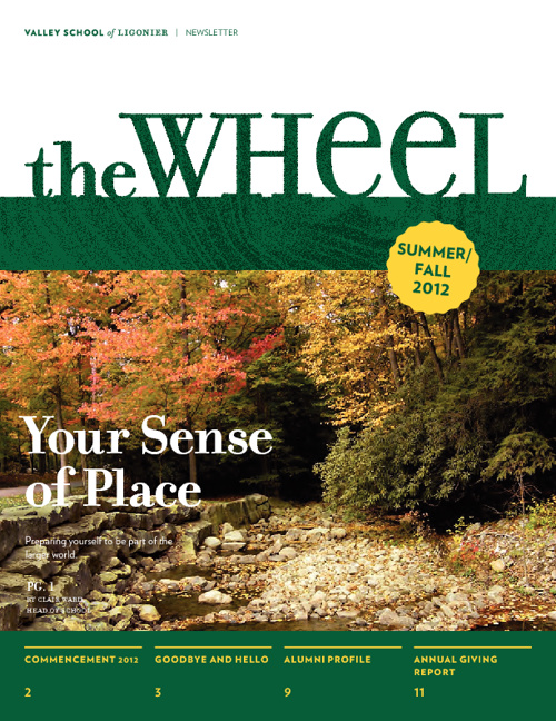 the Wheel (Summer/Fall 2012)