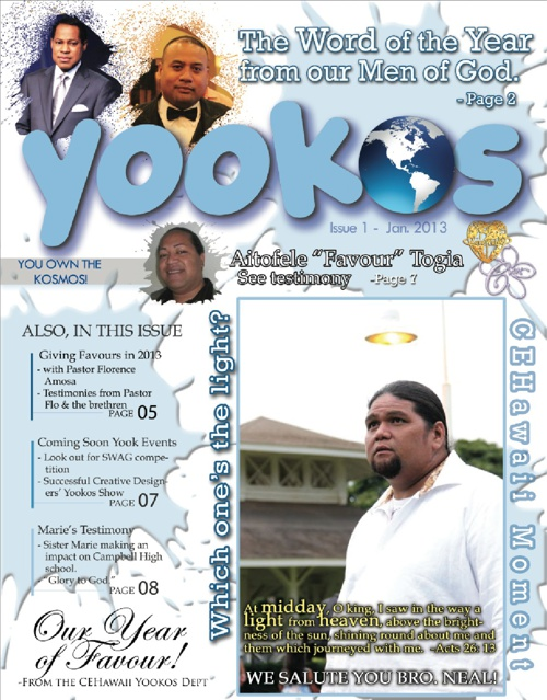 Yookos Bulletin - February 2013
