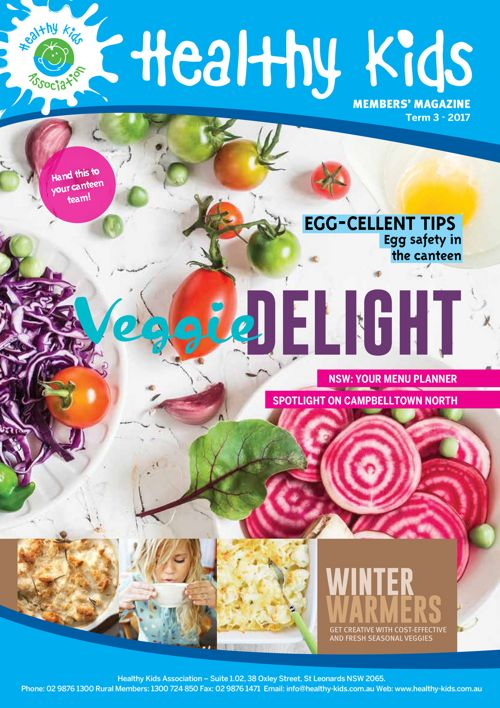 Healthy Kids Members' Magazine - Term 3