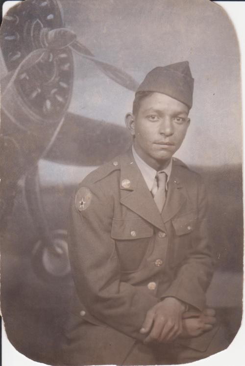 Grandpa in the Army- WWII
