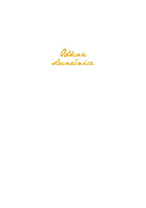 Odkaz slunecnice-blok ukazka