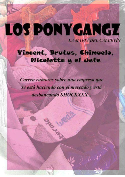 Los Ponygangz