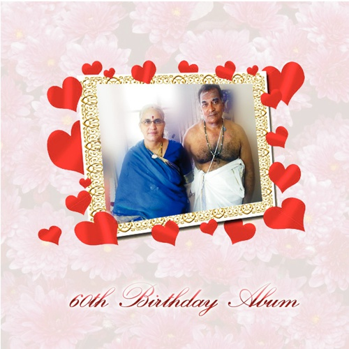 60th Birthday Album