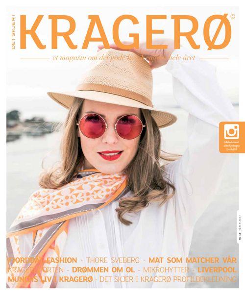 Det Skjer i Kragerø våren 2017