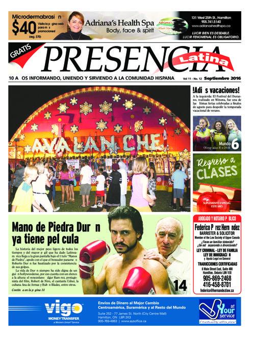 Version Virtual Presencia Latina Sept 2016