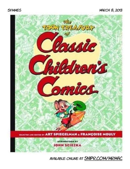 SY comic book '12-'13