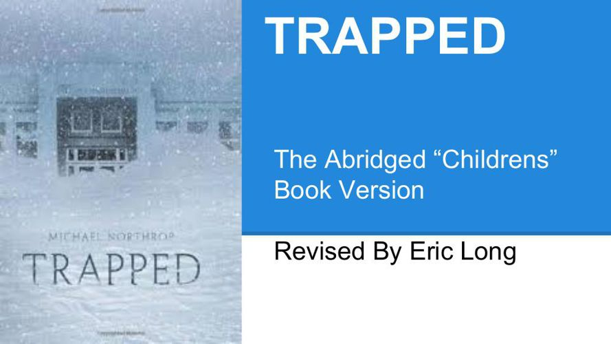 Trapped Reading Project