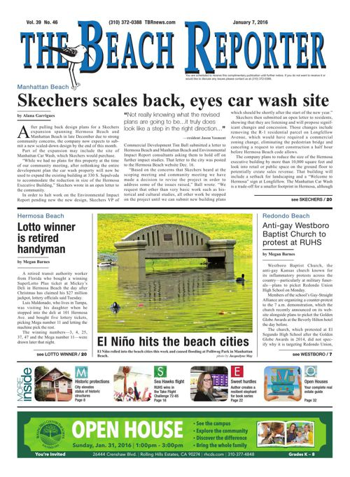 The Beach Reporter | January 7, 2016