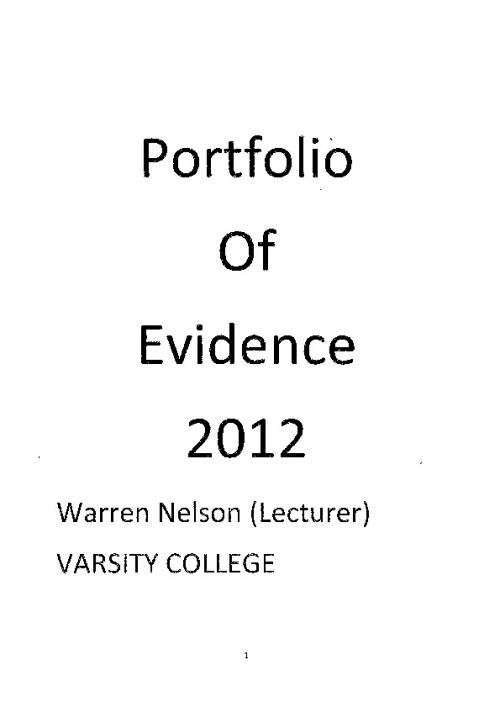 Warren Nelson TP