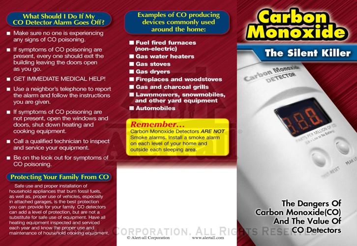 750 Carbon Monoxide