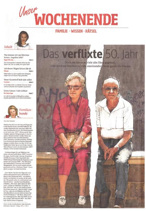 WAZ Artikel Dahmen-Lösche & Ehm