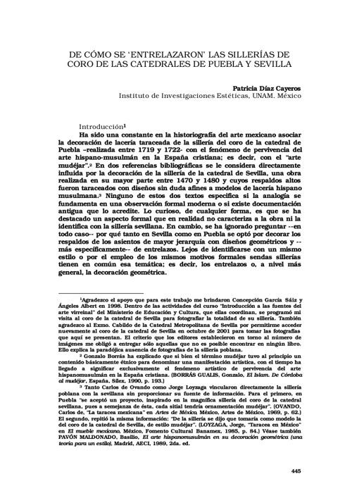 EL CORO DE LA CATEDRAL DE SEVILLA